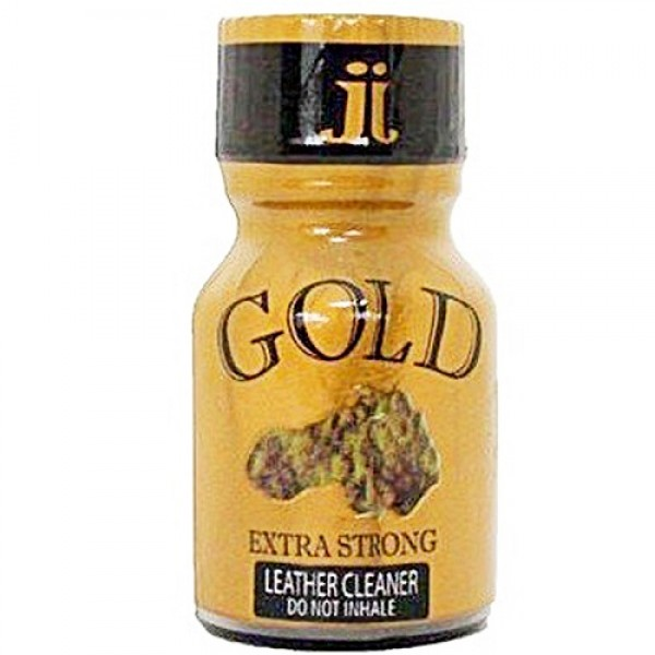 Попперс Gold Extra Strong 10 мл (Канада)